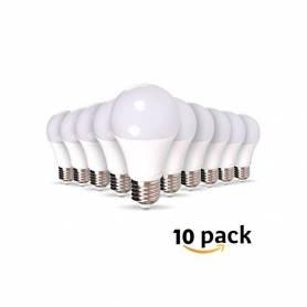 10 Ampoules LED-60 W