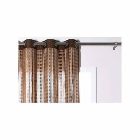 Rideau en bois naturel - Bambou - 120*180 cm