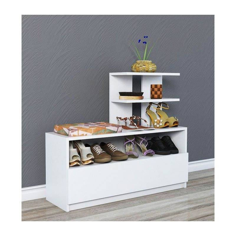 PORTE CHAUSSURE ETAGERE