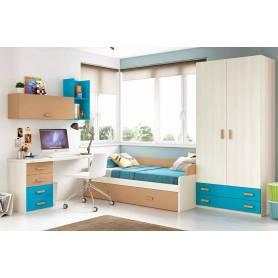 Chambre Yahia moderne et...