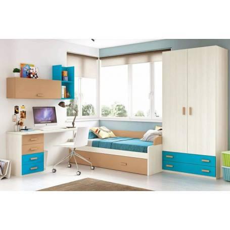 Chambre Yahia moderne et innovante