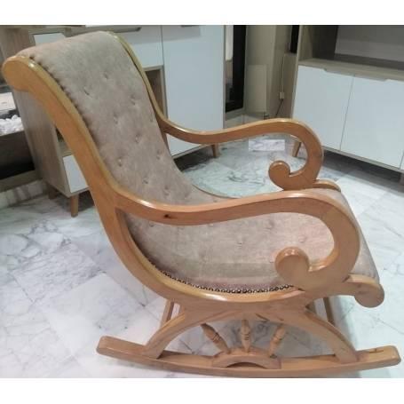 Chaise à bascule