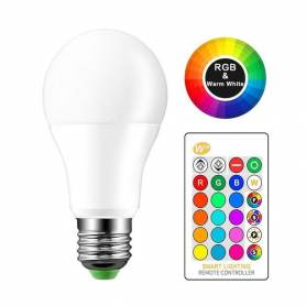 Adès Lampe Led RGB + White...