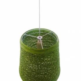Suspension à ficelle - Vert
