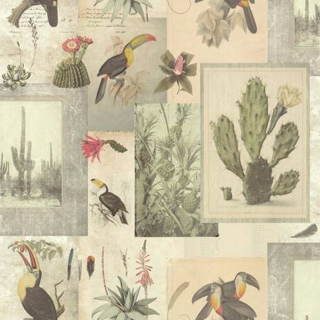Papier peint Toucan archives - Reality 3 Réf 51181707