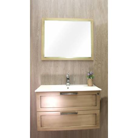 Meuble de salle de bain Prestige 80 cm
