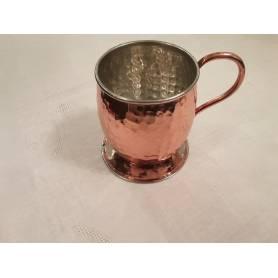 Un Mug en cuivre rose...