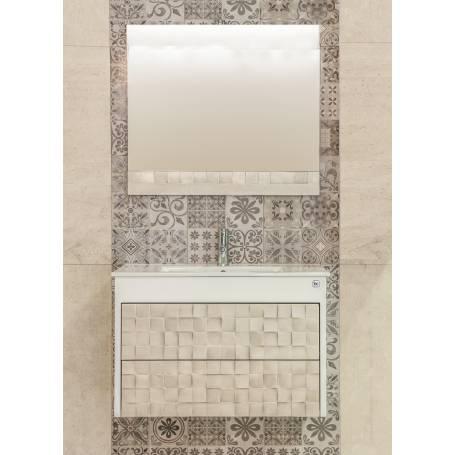 Meuble salle de bain Rodano 80 cm