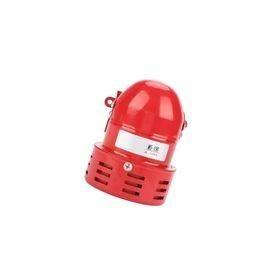 Sirène alarme 220 v - Rouge