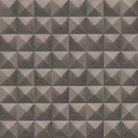 Papier peint 3D Diamant gris foncé - Reality 3 Réf 51181208