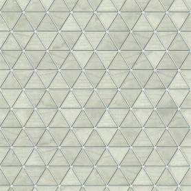 Papier peint Hexatriangle beige - Reality 3 Réf 51182407