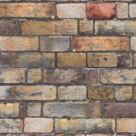 Papier peint Briques anglaises - Reality 3 Réf 51151307