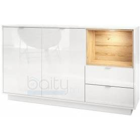 Buffet moderne Blanc