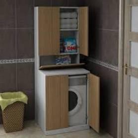 Armoire de machine à laver très Agréable