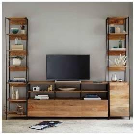 Meuble TV Moderna en fer
