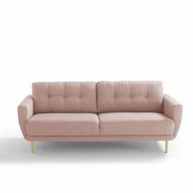 Canapé vintage 3 places -...