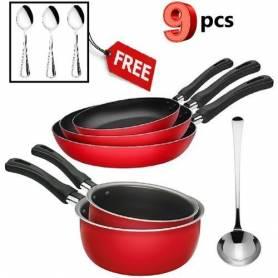 WINOX Lots 2 casseroles...