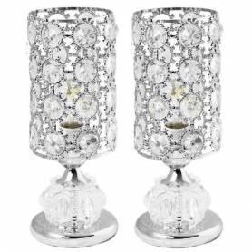 Lot de 2 lampes de Table -...