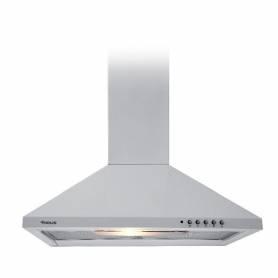 Hotte Pyramidale - FOCUS - 60 cm - Blanc F605W
