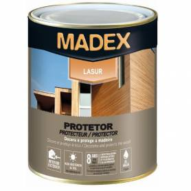 Madex Aqua - Teintes Noyer...