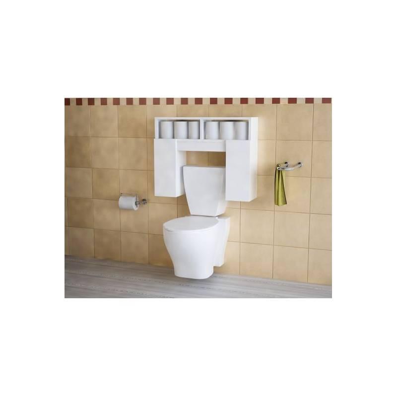 meuble salle de bain/Rangement papier toilette/ à bas prix chez Baity.tn