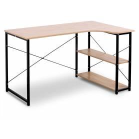 TABLE DE BUREAU EN BOIS ET...