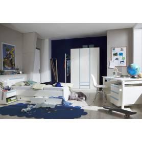 Chambre à Coucher Complète Fille Line