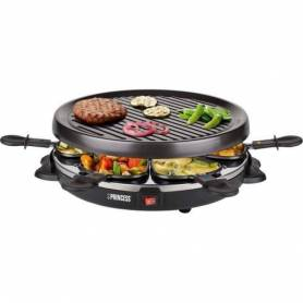 Raclette Ronde - 800W -...