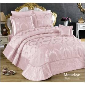 Golden Couvre-lit - Mennekes - Rose