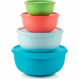 Set 4 Bols Eteno - Multicolore