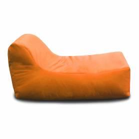 Pouf IBIZA - Orange -...