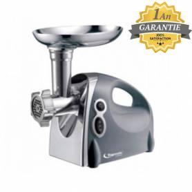 Hachoir à Viande - 1200 W - Silver - Garantie 1 an