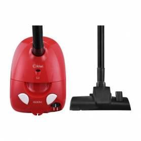 Aspirateur 1600W - Rouge - KVC-4105 - Garantie 1 An
