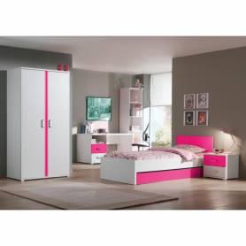 Chambre - Emna - Blanc &Rose