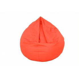 Poufs - Poire Kids XL - Rouge - 70*90cm