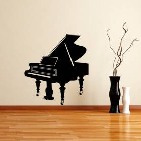 Sticker Grand piano - 57*51...