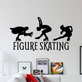 Sticker Figure Skating -...