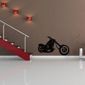 Sticker Design moto routier...