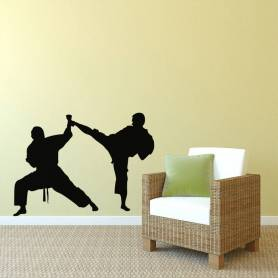 Sticker Combat d'arts...