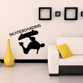 Sticker Skateboarding -...