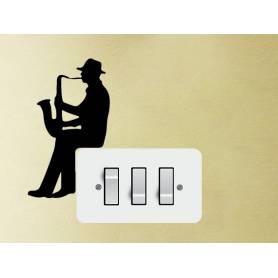 sticker music -sticker055 -9*15 cm