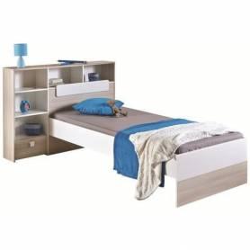 tête de lit en bois 1