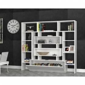 Bibliothèque - Yosr  - Blanc