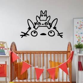 Sticker Mon Voisin Totoro...