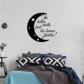 Sticker Chambre A Coucher -sticker321 - 57*58cm