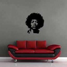 Sticker Portrait Jimi...