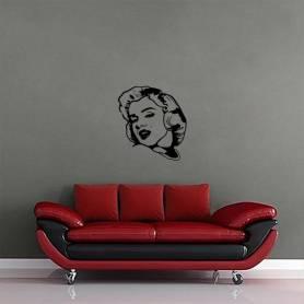 Sticker Marilyn Monroe...
