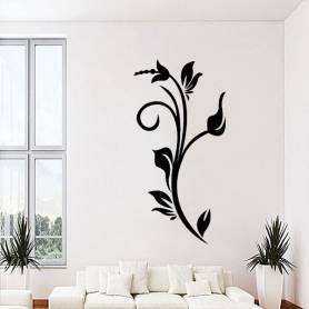 Sticker mural baroque verticale -sticker448 - 57*114 cm