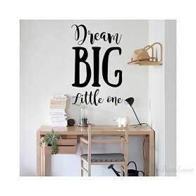 Sticker Dream Big...