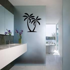 Sticker arbre tropical...